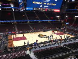 Rocket Mortgage Fieldhouse Club 109 Cleveland Cavaliers