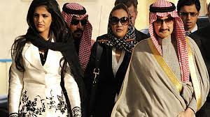 الوليد بن طلال يؤكّد طلاقه من أميرة الطويل