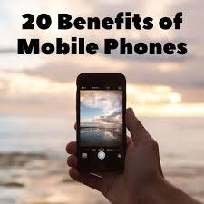 20 advanes of mobile phones