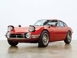1968 Toyota 2000 GT - 2000GT | Classic Driver Market