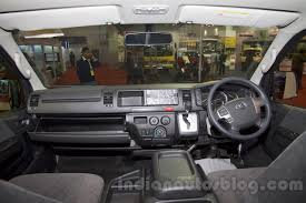 new car release in india 2015Toyota Hiace will launch in India later this year