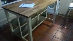 Ikea Hacks Kitchen Island Ikea Stenstorp Kitchen Island Hack Youtube