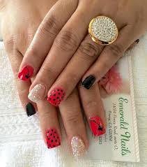 Nail Art: Different Nail Art Designs Images Designed Summer ...