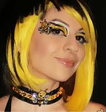 ble bee costume makeup photo 1