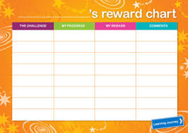 The Learning Journey Reward Chart And Certificates