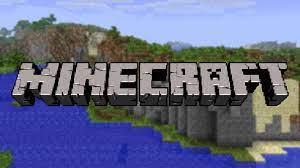 Minecraft logo wallpaper by ...
