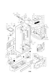 Lg refrigerator parts list images