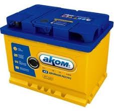 Купить аккумулятор <b>АКОМ АКОМ EFB</b> 242x177x190 в Санкт ...