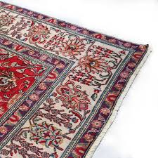 10 x 12 8 vintage persian area rug classic antique persian rug from 1910s made of lamb wool dyed using herbal colors
