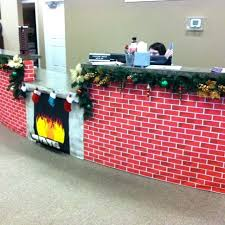 decorating office for christmas ideas. Office Xmas Decorations Our Christmas Decorating Contest Ideas . For