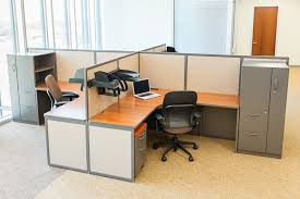 custom office furniture design. Office-Cubicles_Interior-Concepts-5 Custom Office Furniture Design