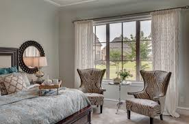 French Country Retreat features Style Line Vinyl Windows