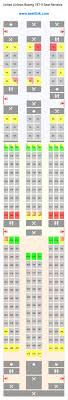 United Airlines Boeing 787 9 Seating Chart Updated