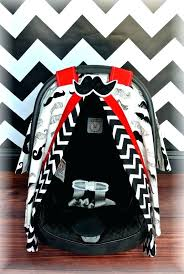 infant boy car seat cover mustache canopy car seat cover black red white chevron a baby boy custom car seat covers baby boy custom infant car seat covers