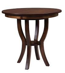 bistro dining table wood