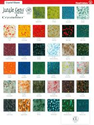 Mayco Jungle Gems Color Chart Mayco Jungle Gem Cg 707 Woodland Fantasy 4 Fluid Oz In