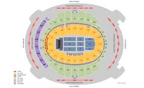 concert madison square garden. Static Seat Map Concert Madison Square Garden M