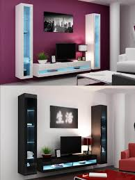 Small Picture Living Room Small Living Room Blue Light Tv Entertainment Center