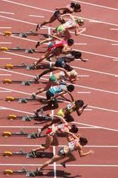 Легкая атлетика Левченко Л В  Прыжок с шестом Бег на короткие дистанции выход из стартового положения
