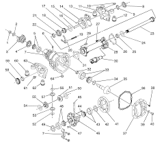 I need a detailed transmission diagram for a chevy colorado 2007 vin