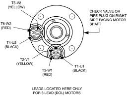phase motor wiring diagram leads annavernon six lead motor wiring diagram nilza net