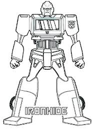 Transformers Coloring Pages Transformers Prime Coloring Pages