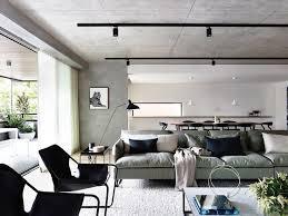 modern spot lighting. 32 Cool And Functional Track Lighting Ideas Digsdigs Inside Living Room Plan Modern Spot S