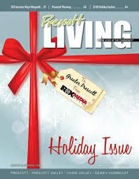 Prescott LIVING Magazine - December 2018 by ROX Media Group - issuu
