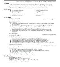 Inventory Controller Resumes Inventory Management Resume Englishor Com