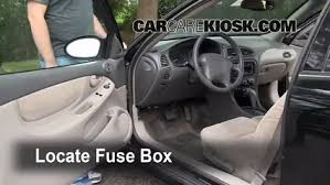 interior fuse box location 1997 2004 buick regal 1999 buick interior fuse box location 1997 2004 buick regal