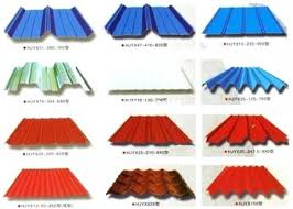types of roofing sheet types of roofing materials corrugated metal roofing sheet roofing