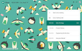 Material Design Iconography G Suite Updates Blog Material Design For Hangouts Meet On