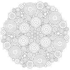Small Picture Printable Abstract Coloring Pages 22 printable mandala abstract