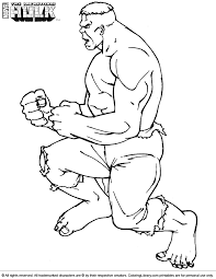 Discover these incredible hulk coloring pages. Hulk Coloring Page Online Coloring Library