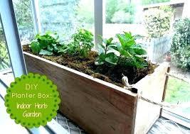 window box herb garden building an herb garden box decoration wooden herb garden planters building an