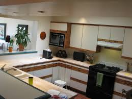 Kitchen Facelift Cost Effective Kitchen Remodel Includes Refacing Cabinets