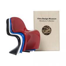 miniature panton chairs the conran shop