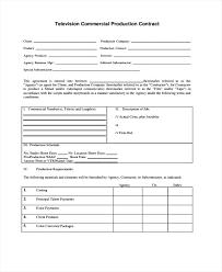 Music Contract Templates Music Contract Templates Free Word ...