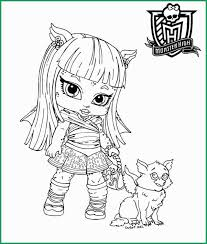 Monster High Coloring Pages Pdf Astonishing Monster High Coloring