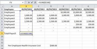 Payroll Calculations In Excel Rome Fontanacountryinn Com