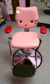 hello kitty fun hair chair