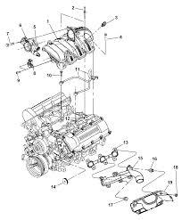 2003 jeep liberty manifolds intake exhaust