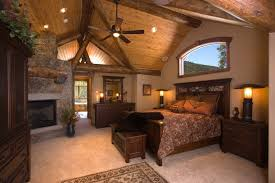 Brilliant Rustic Country Master Bedroom Ideas Compact Painted Wood Throws On Impressive