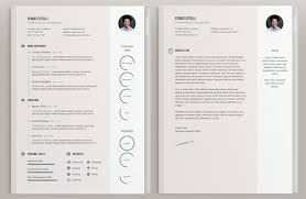 Pretty Resume Template Cool 28 Free Beautiful Resume Templates To Download Hongkiat Inside