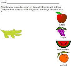 Imagenscape: Letter A Worksheets