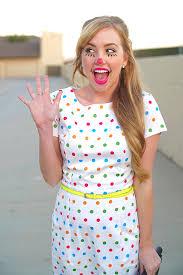 feminine clown costume cly clown outfit cute clown makeup