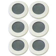 Outdoor Light Cover Replacement No Pest Recessed Light Cover Replacement Kit For Outdoor Ceiling Canned Lighting Fixtures Includes Mounting Ring Trim Plate And Screen Keep Out