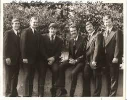 Southern Gospel History - Dixie Melody Boys