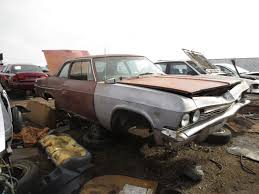 Junkyard Find: 1965 Chevrolet Bel Air - The Truth About Cars