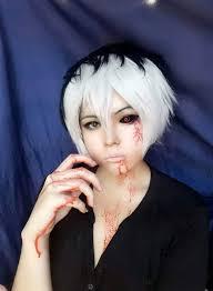 haise sasaki makeup